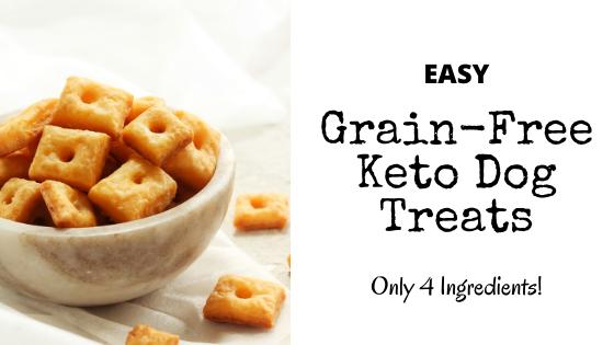 Easy Keto Grain Free Dog Treats My Crash Test Life